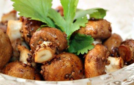як готувати гриби