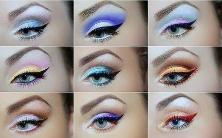 Як зробити макіяж для блакитних очей