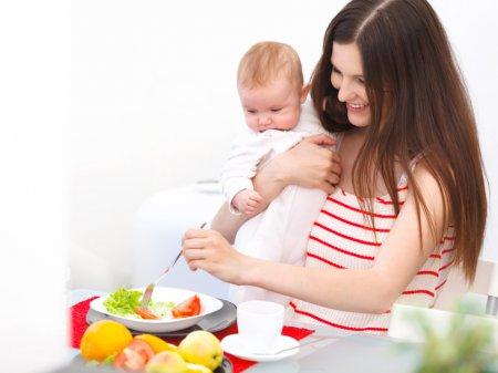 Дієти для годуючих матерів для схуднення: що важливо знати