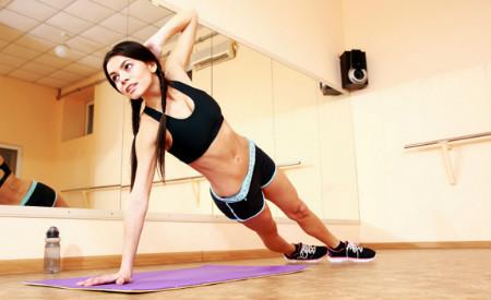 Фітнес для дівчат йога