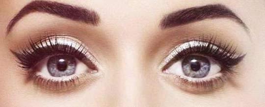 Как сделать макияж что бы глаза были выразительнее