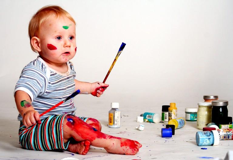 Как развивать годовалого ребенка?