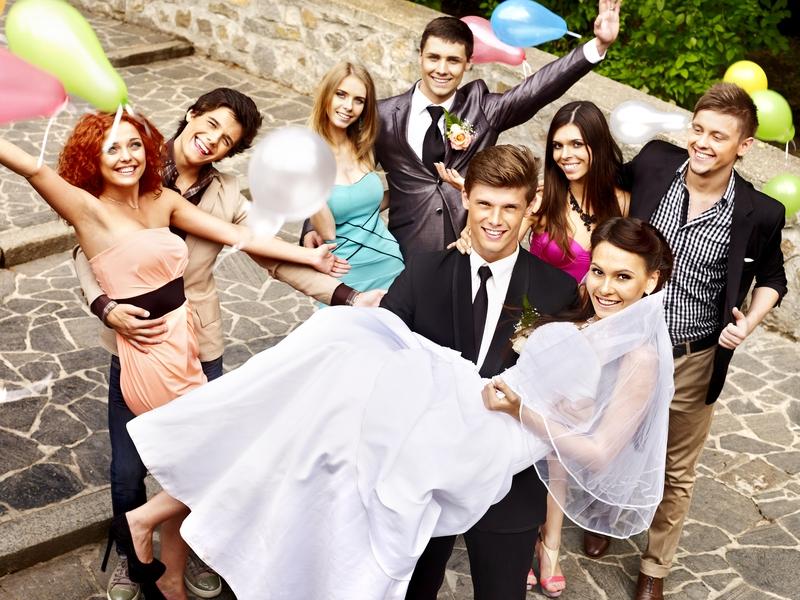 Як провести весілля без тамади  5 принципів вдалого свята 87b99aefa3ec1
