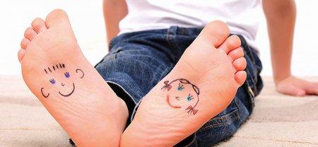 Зарядка для дітей при плоскостопості: ТОП-12 вправ