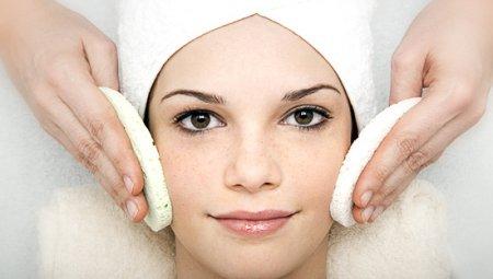 глибока Чистка обличчя: визначення типу шкіри