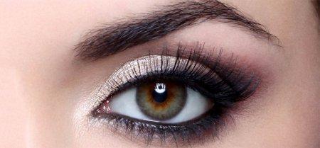 Макіяж очей без підводки – відмінний вибір на кожен день