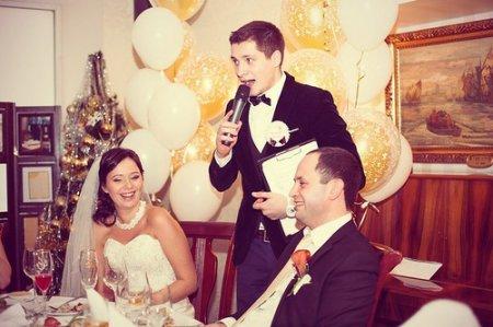 Тамада на весілля! Відповідальний вибір