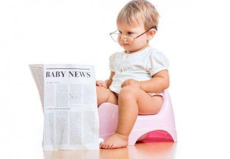 Эксперты рассказали, как приучить ребенка проситься на горшок