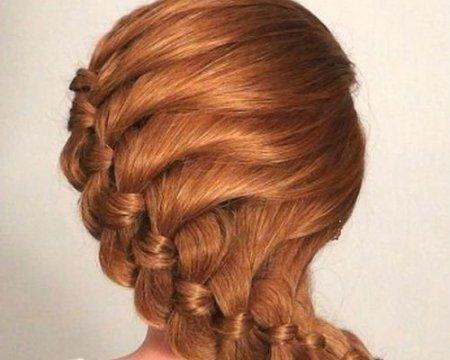 Плетение из волос: ТОП-5 простых причесок на каждый день