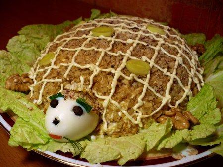 ТОП-5 рецептів салатів для дітей