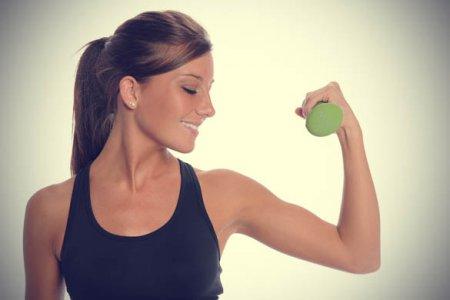 Аеробіка для схуднення рук