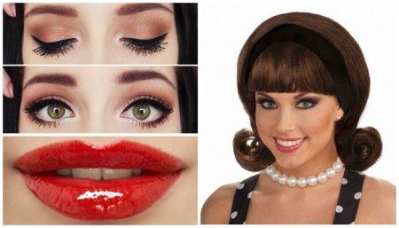 ТОП-порад щодо створення макіяжу в стилі стиляг