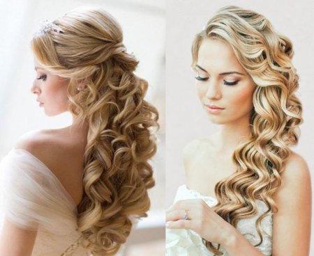 Зачіски прості і красиві