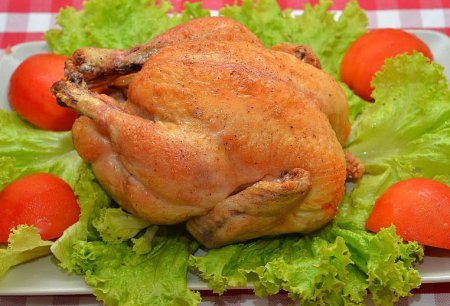 ТОП-5 рецептів курки в духовці
