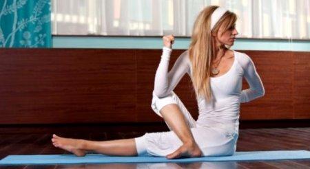 Йога для схуднення будинку: релаксація безкоштовно