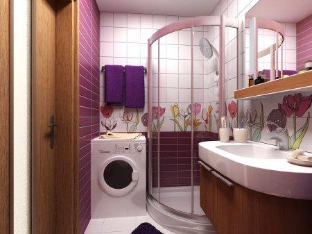 Как визуально расширить интерьер ванной комнаты: ТОП-5 советов