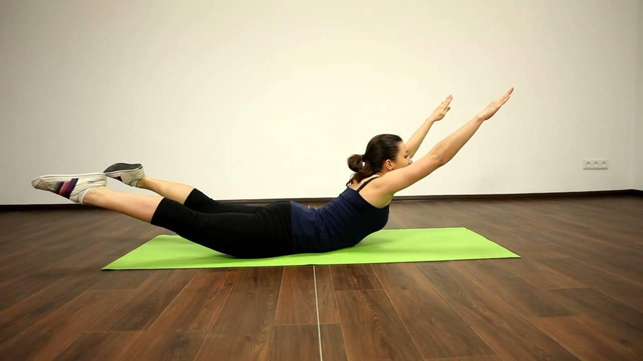 Упражнения для похудения под музыку видео