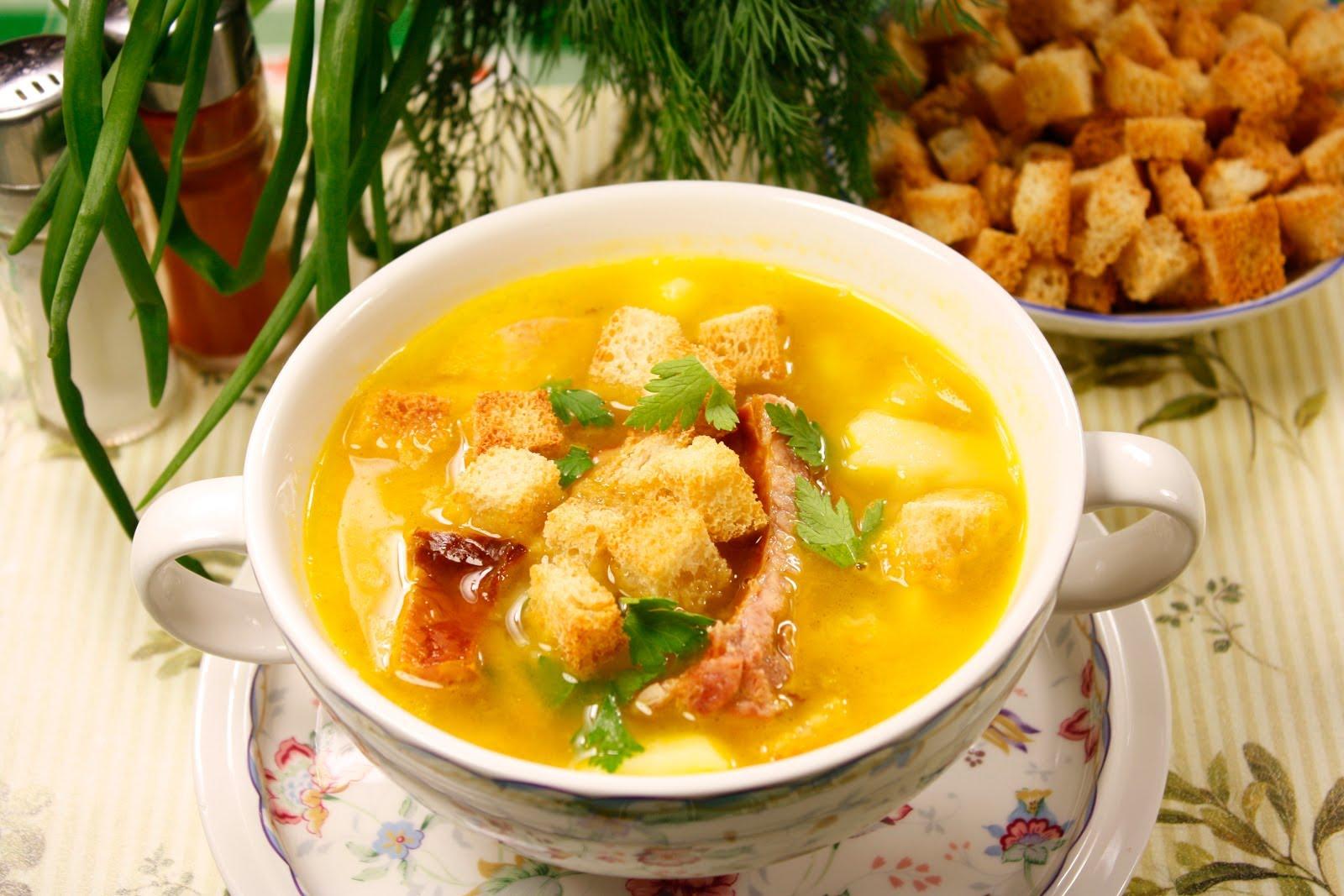 Рецепты первых блюд для мультиварки пошагово