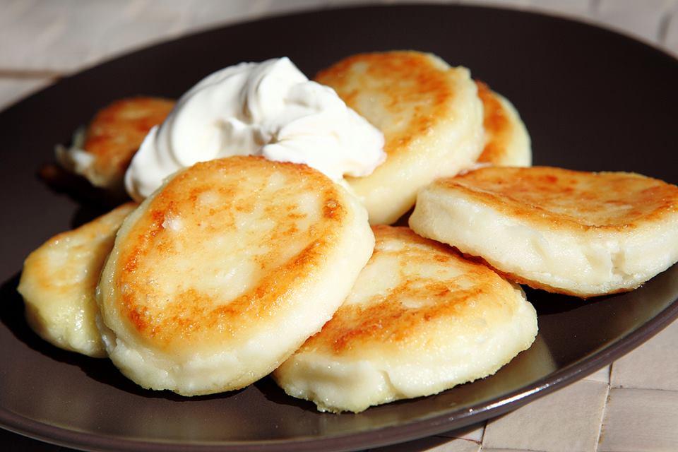 Творожные сырники рецепт с фото на сковороде