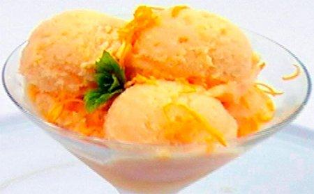 малинове морозиво