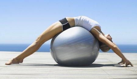 Пилатес для начинающих. К укреплению здоровья – без изнурительных тренировок.