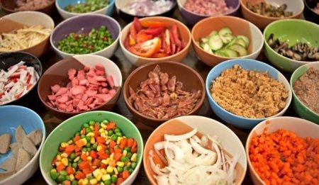 Раздельное питание. Чтобы похудеть, нужно уметь совмещать продукты