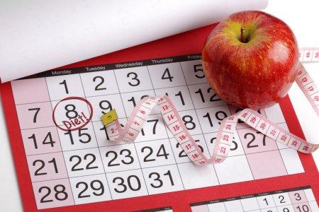 Дієта для схуднення на 5 кг за 5 днів