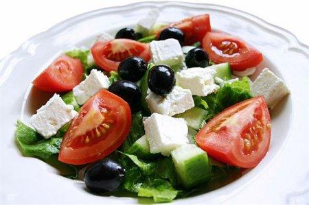 Найкращі рецепти холодних салатів