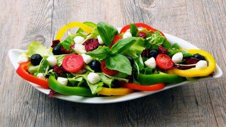 Рецепти холодних салатів