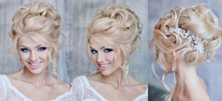 Простота і елегантність: весільні зачіски своїми руками