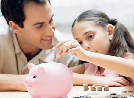 Як навчити дитину фінансової грамотності