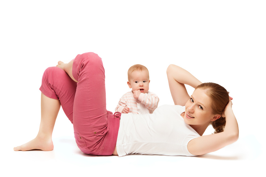 Как похудеть после родов кормящей маме при грудном вскармливании.