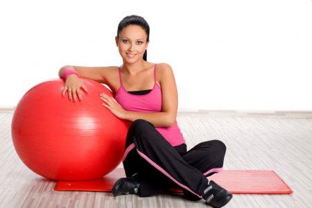 ТОП-5 фитнес упражнений для похудения и здоровья