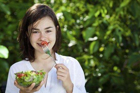 Правильний раціон харчування для підлітків