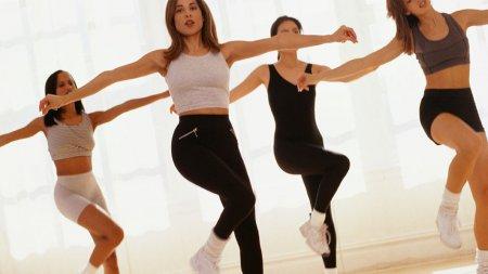 Интенсивная жиросжигающая танцевальная аэробика
