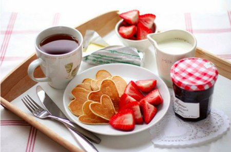 Що є на сніданок, щоб схуднути