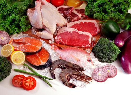 10 принципов правильного питания