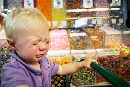 Капризы и упрямство детей (причины)