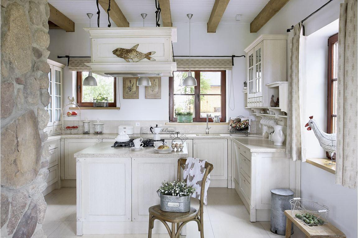особенности интерьера кухни в стиле прованс
