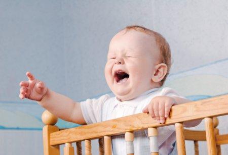 Істерика у дитини після сну