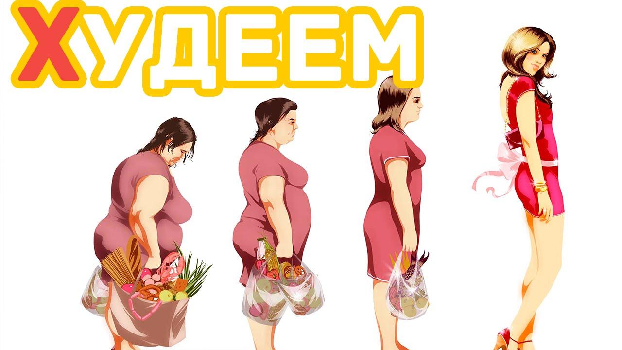 как похудеть без диет спорта и таблеток