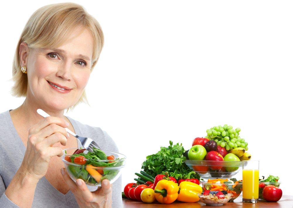 Суть и принципы диеты для женщин после 50 лет: как привести себя в.