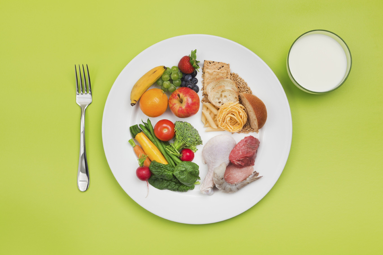 правильное питание для похудения вконтакте