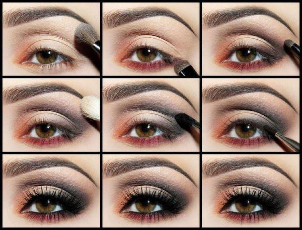 Cute easy eye makeup