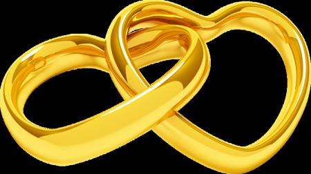 Как выбрать обручальные кольца: народные приметы
