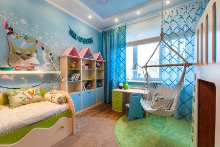 5 правил оформления интерьера детской комнаты