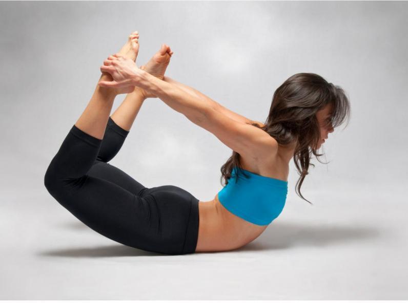 йога как способ похудеть отзывы
