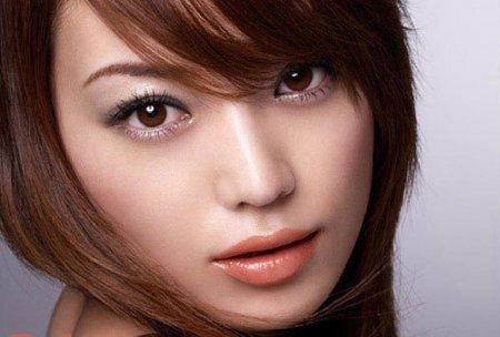 Современная техника макияжа азиатских глаз