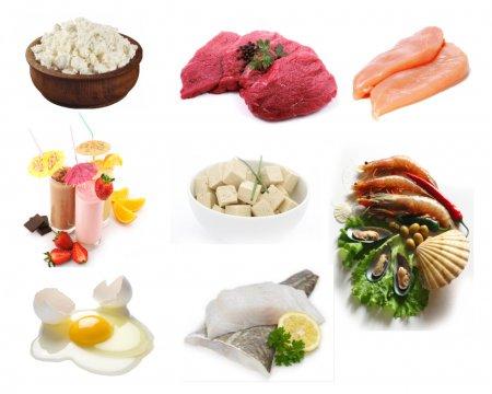 Белковая диета для похудения на 8 кг: меню на 2 недели