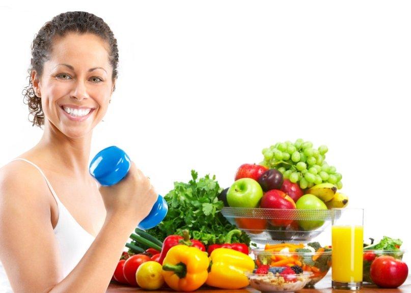 овощи и белок для похудения